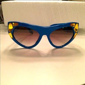 PRADA Voice Embellished Sunglasses